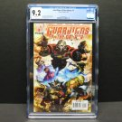 GUARDIANS of the GALAXY #1 CGC 9.2 - Marvel Comics 2008 - Starlord, Rocket Racoon, Groot