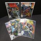 FOREVER EVIL #1 2 3 4 5 6 7 - DC Comics New 52 Complete Set/Run/Lot