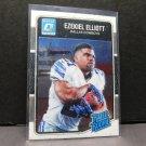 EZEKIEL ELLIOTT 2016 Donruss Optic Rated Rookie RC - Dallas Cowboys & Ohio State Buckeyes