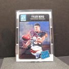 TYLER BOYD 2016 Donruss Optic Rated Rookie RC - Bengals & Pitt Panthers