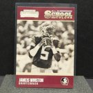 JAMEIS WINSTON 2016 Panini Contenders Old School Colors - Seminoles & Buccaneers