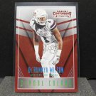 De'RUNNYS WILSON 2016 Panini Contenders School Colors Rookie RC - Mississippi State Bulldogs