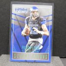 PAXTON LYNCH 2016 Panini Contenders School Colors Rookie RC - Broncos & Memphis Tigers