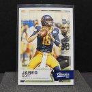 JARED GOFF 2016 Panini Classics Rookie RC - LA Rams & Cal Golden Bears