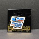 2004 NCAA Hockey FROZEN FOUR Site Pin - Denver, Minnesota-Duluth,Maine,BC Eagles