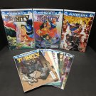 TRINITY Rebirth DC Comic Book Set/Lot/Run of 10 #1 2 3 4-12 Batman, Superman, Wonder Woman