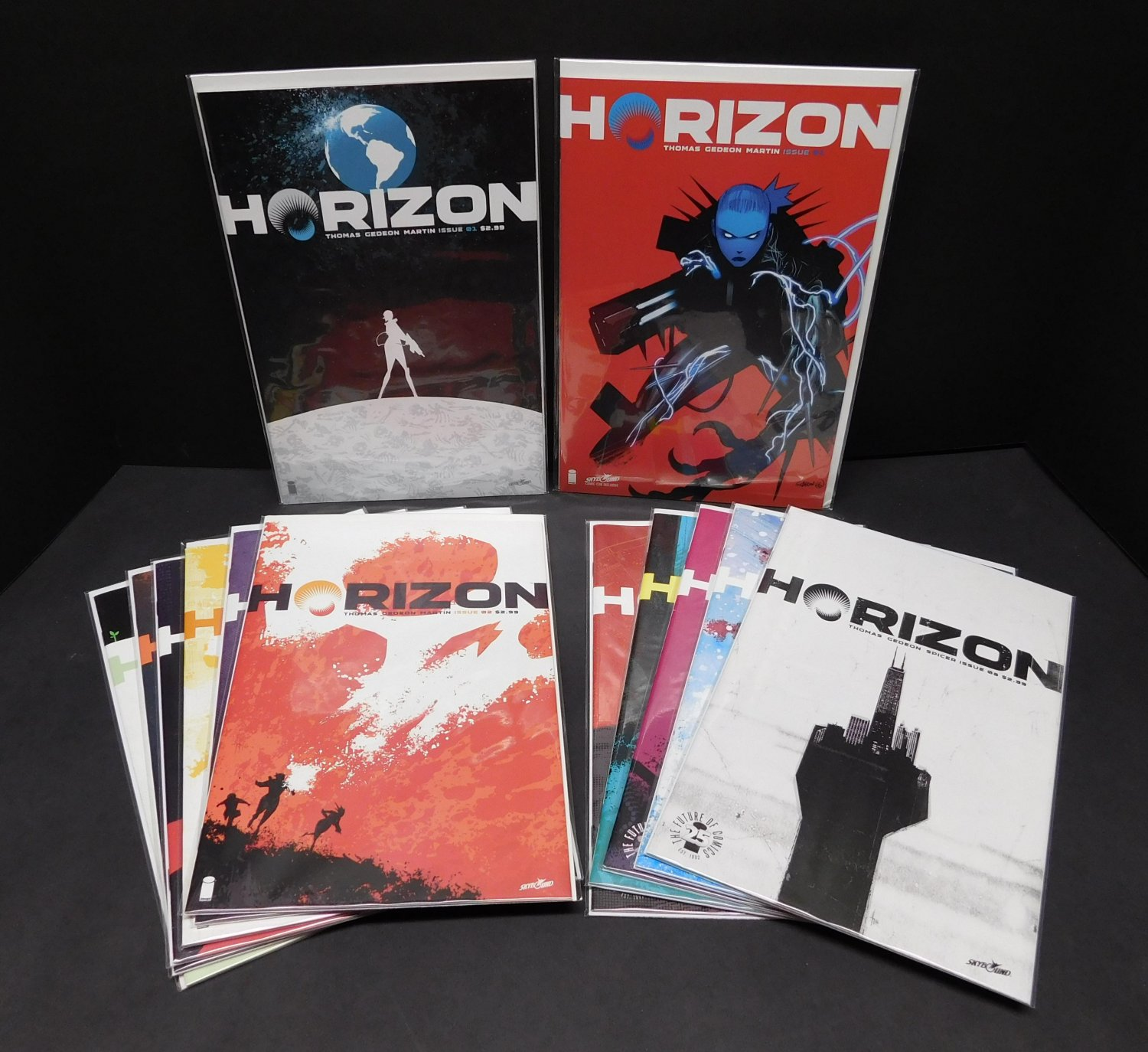 HORIZON Image Comic Book Complete Set/Lot/Run #1 2 3 4-10 11 12 13 14 15 16 Skybound SDCC Variant