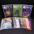 ODY-C Image Comic Book Complete Set/Lot/Run #1 2 3 4 5 6 7 8 9 10 11 12 Matt Fraction
