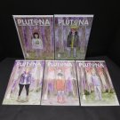 PLUTONA Image Comic Book Complete Set/Lot/Run of 5 #1 2 3 4 5 - Jeff Lemire