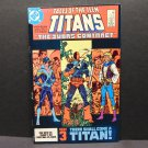 TALES of the TEEN TITANS #44 First Nightwing 1984 - Origin of Deathstroke