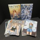ECHO Comic Book Lot/Set/Run #1 2 3 4 5 6 7 8 9 10-30 First Print Abstract Studio - Terry Moore