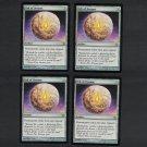 ORB OF DREAMS x4 - Magic the Gathering Betrayers of Kamigawa - MtG Playset of Four RARE