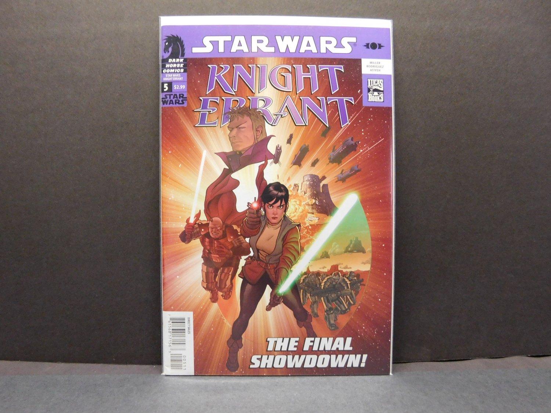 STAR WARS Knight Errant #5 -  Dark Horse Comics