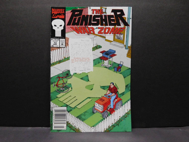 PUNISHER WAR ZONE #13 - Marvel Comics