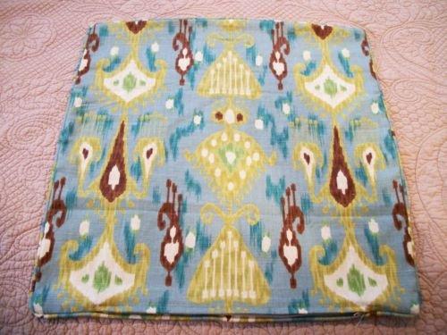 Robert Allen Ikat Cushion covers