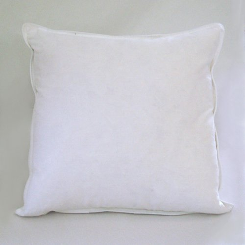 18 x 18 High Quality Feather Down pillow inserts