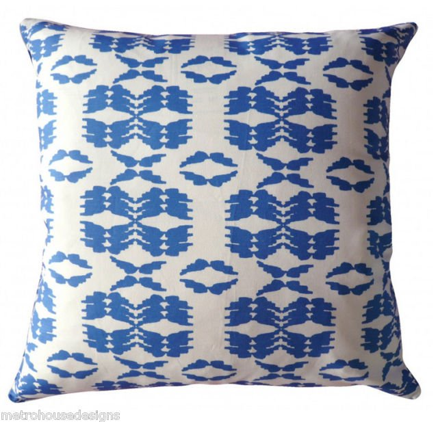 HIGH QUALITY BURROW & HIVE ACCENT DESIGNER PILLOW