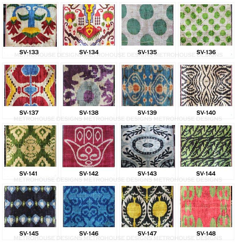 3 Uncut yards of Vintage Silk Velvet Fabric