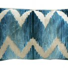 NEW! Lee Jofa Belgian Velvet Lumbar Pillow