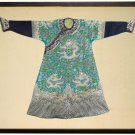 Oriental Robe Print - 101