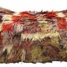 Vintage Tulu Lumbar Pillow 101