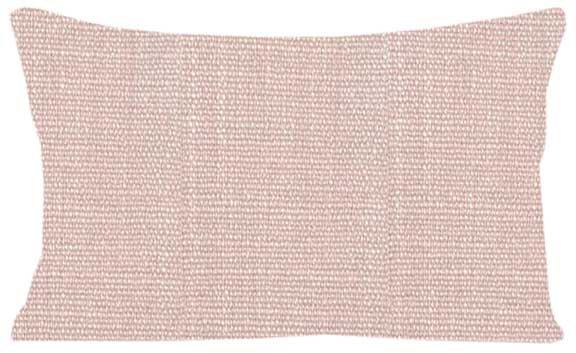 Schumacher Petal Linen Lumbar Pillow