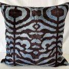 Velvet Down Feather Euro Designer Pillow
