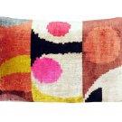 Cellino Silk Velvet Lumbar Pillow