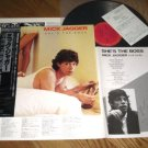 Mick Jagger She's The Boss JAPAN LP+OBI Who Jeff Beck