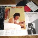 Mick Jagger She's The Boss JAPAN LP+OBI Who Jeff Beck