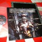 IRON MAIDEN THE X FACTOR 1995 ORIGINAL/OFFICIAL EMI UK 1st CLEAR 2 LP+POSTER