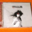 CIRCLE OF ONE TIED TO THE MACHINE NEW JAPAN CD+1 BONUS TK QUEENSRYCHE AUDIOSLAVE