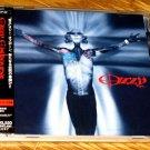 OZZY OSBOURNE DOWN TO EARTH NEW S/S 2002 JAPAN CD+OBI BLACK SABBATH ZAKK WYLDE