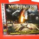 MOB RULES RADICAL PEACE JAPAN Market CD+OBI+VIDEO MELODIC GERMAN POWER METAL