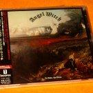 ANGEL WITCH AS ABOVE,SO BELOW NEW 2012 JAPAN CD+1 BONUS TRACK