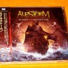 ALESTORM Sunset On The Golden Age NEW 2014 JAPAN CD+2 Bonus Track+1 Video Clip