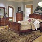 #954 Avalon Panel bedroom 4pc set