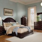 #858 Grandover sleigh bedroom 4pc set