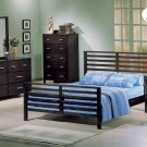 #862 Strata cappuccino bedroom 4pc set