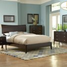 #864 Horizons Contempo Bedroom 4pc set