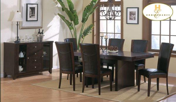 #710 Daisey Dinning Table set