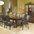 #878-96 Capria Dinning Table set