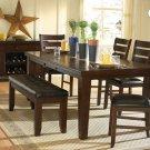 #586-82 Ameillia  Dinning Table Set