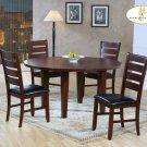 """#586-82 Ameillia 60"""" Round Table set"""