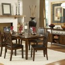 #727-72 Verona Dinning Table Set