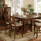 #795-36 Sophie High Table and Barstool Set