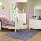 #875TW Twin Pottery Collection   (Bed)