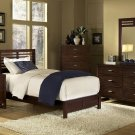 #1348T Paula Collection twin bed