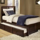 #1348PR  Paula Collection twin bed (Trundle or Drawers)