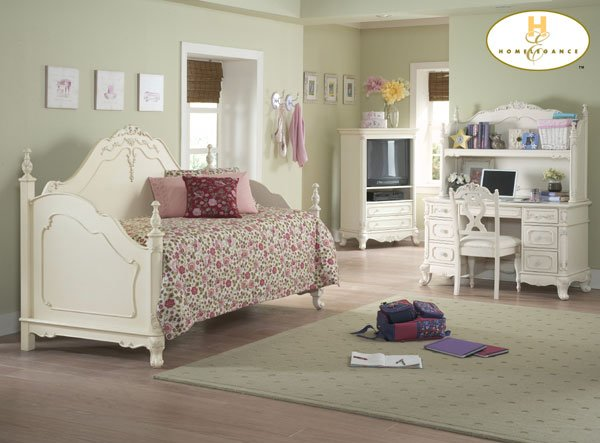 #1386D Cinderella Collection   (DayBed)
